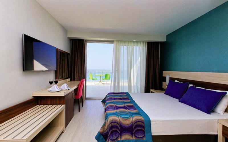 Ulu Resort Hotel Wohnbeispiel