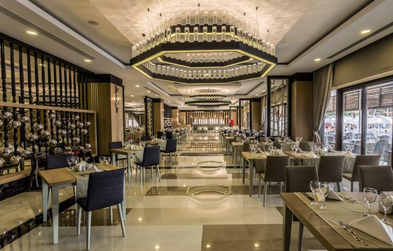 Sensitive Premium Resort & Spa Restaurant