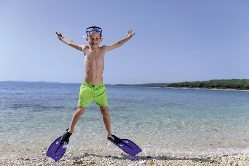 Lanterna Sunny Resort by Valamar Sport und Freizeit