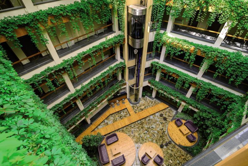Orchidea Boutique Spa Hotel Garten