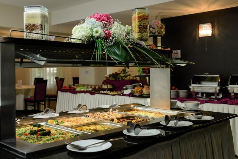 Orchidea Boutique Spa Hotel Lounge/Empfang