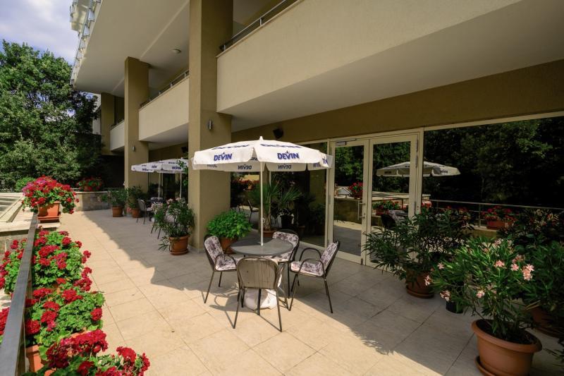 Orchidea Boutique Spa Hotel Terrasse