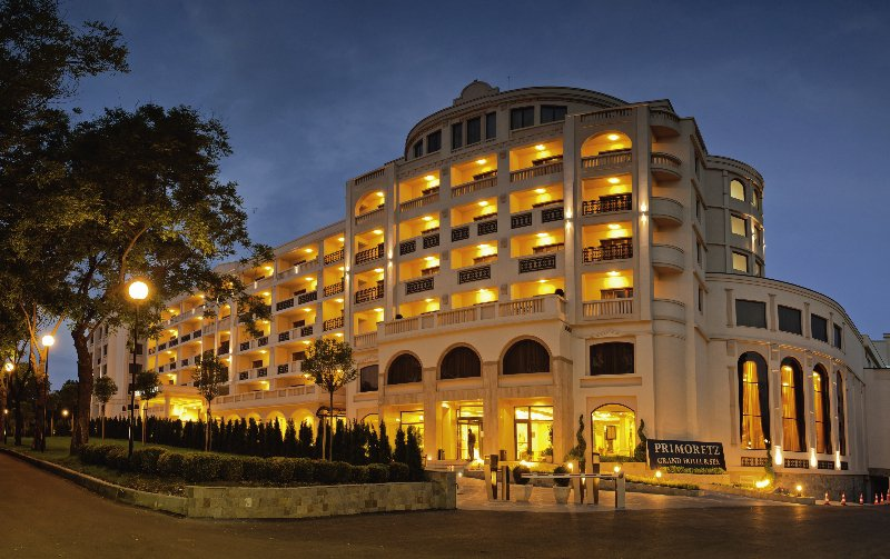 Grand Hotel & Spa Primoretz Außenaufnahme