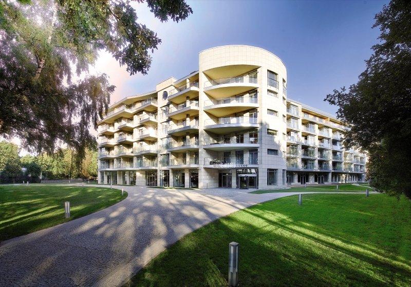 Diune Hotel & Resort by Zdrojowa - Hotel Außenaufnahme