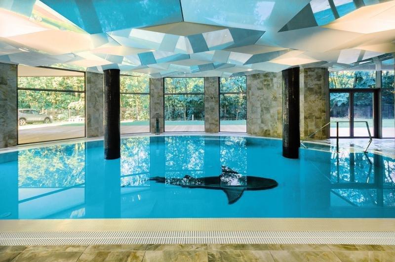Diune Hotel & Resort by Zdrojowa - Hotel Hallenbad