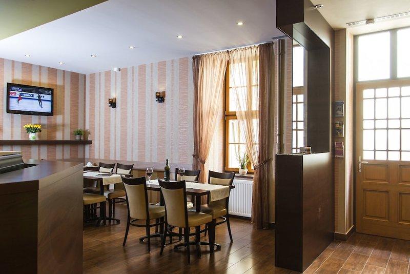 Central Hotel 21 Restaurant