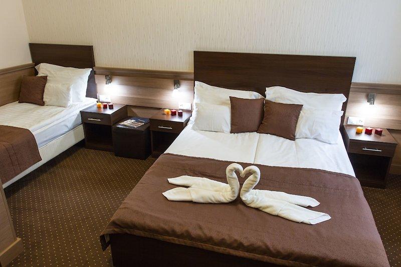 Central Hotel 21 Wohnbeispiel