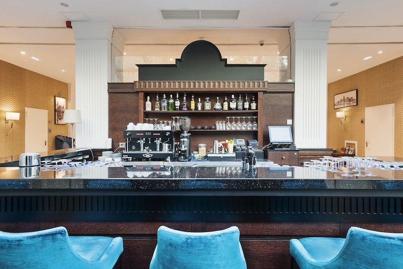 Eurostars Danube Budapest  Bar