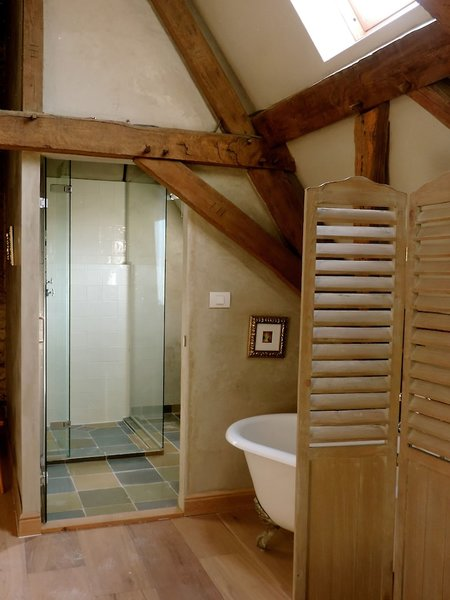 Saint-Sauveur Bruges Badezimmer