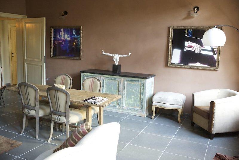 Saint-Sauveur Bruges Lounge/Empfang