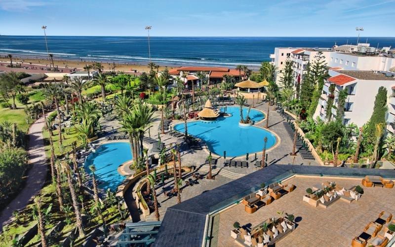Riu Tikida Beach - Erwachsenenhotel Pool