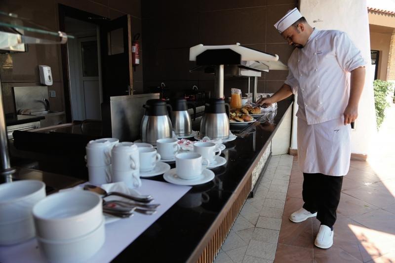 Riu Tikida Beach - Erwachsenenhotel Restaurant