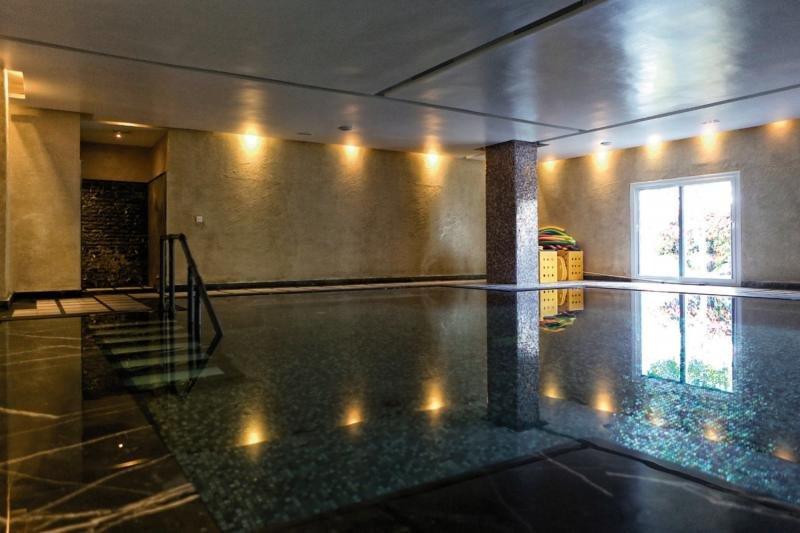 Riu Tikida Beach - Erwachsenenhotel Hallenbad