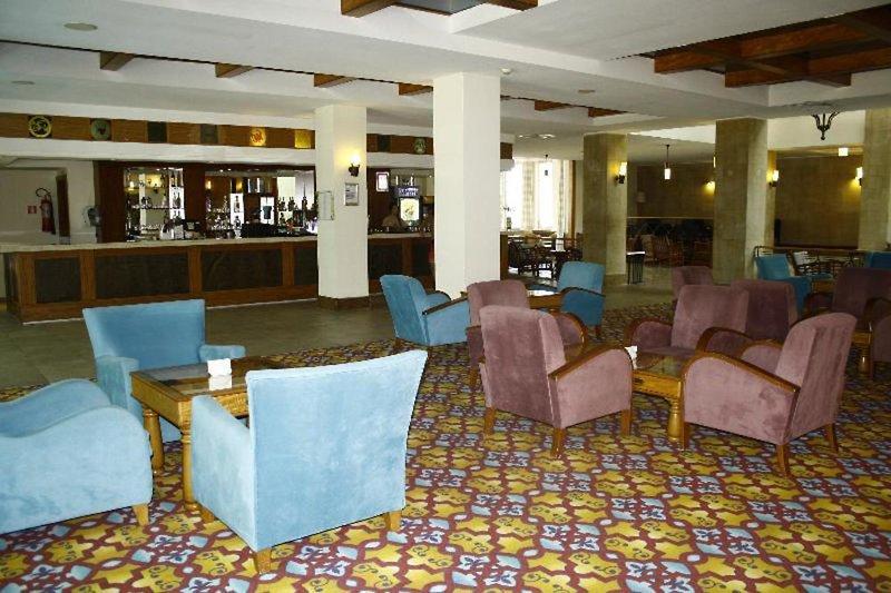 TT Hotels Pegasos World Lounge/Empfang