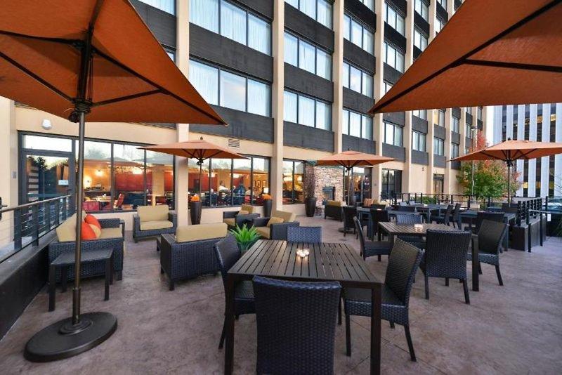 Courtyard by Marriott Denver Cherry Creek Restaurant