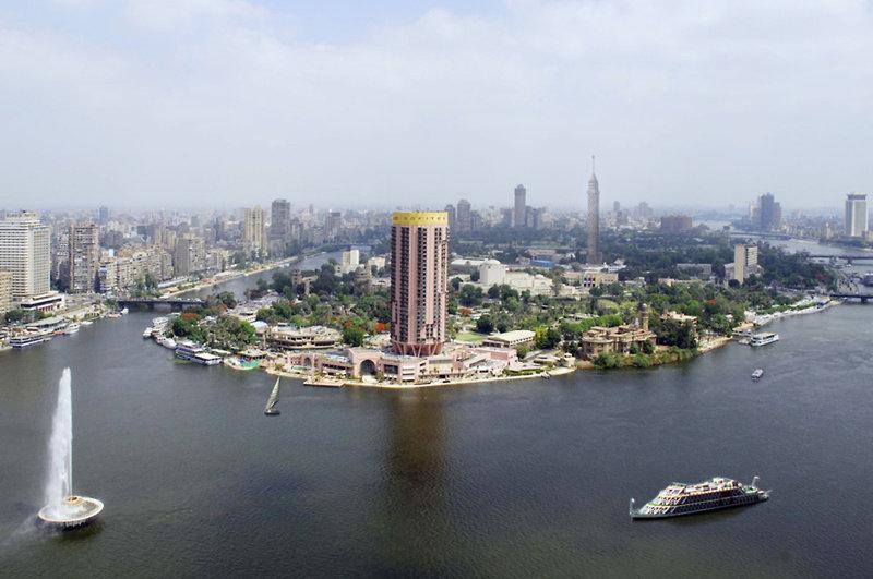 Sofitel El Gezirah Kairo Außenaufnahme