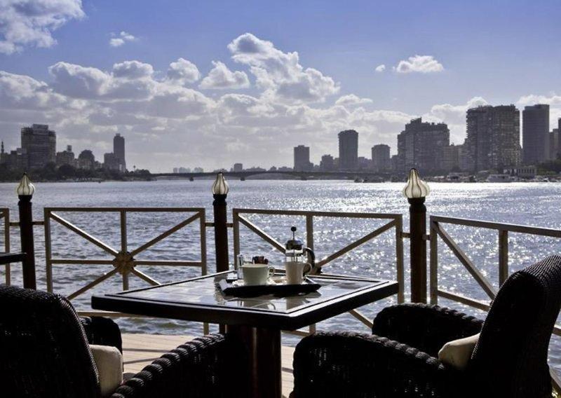 Sofitel El Gezirah Kairo Terrasse