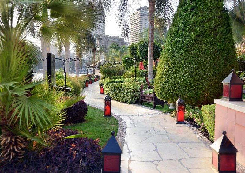 Sofitel El Gezirah Kairo Garten