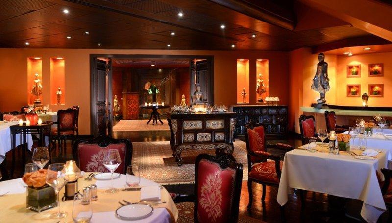 Sofitel El Gezirah Kairo Restaurant