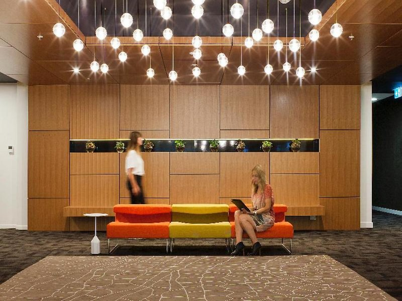 Jasper Hotel Lounge/Empfang