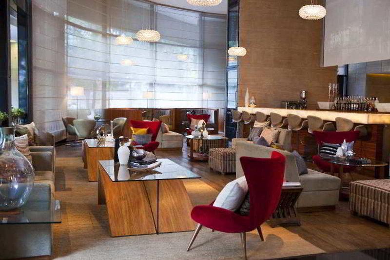 Renaissance Sao Paulo Lounge/Empfang