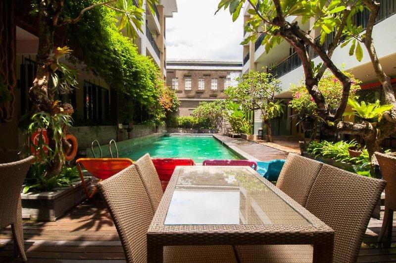 100 Sunset Hotel & Boutique Managed by Eagle Eyes Terrasse