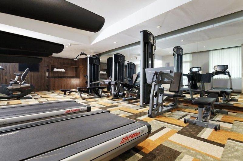 Fraser Suites New Delhi Sport und Freizeit