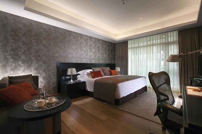 Fraser Suites New Delhi Wohnbeispiel