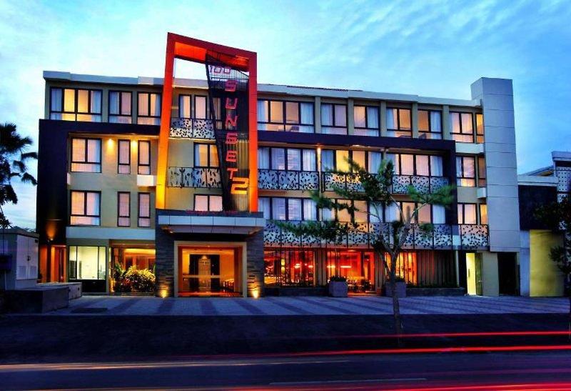 100 Sunset Hotel & Boutique Managed by Eagle Eyes Außenaufnahme