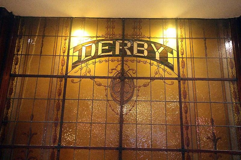 Derby Hotel Lounge/Empfang