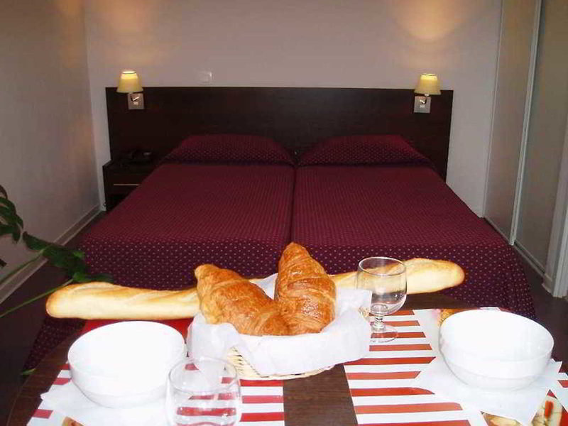 Residhotel Les Hauts d´Andilly Restaurant