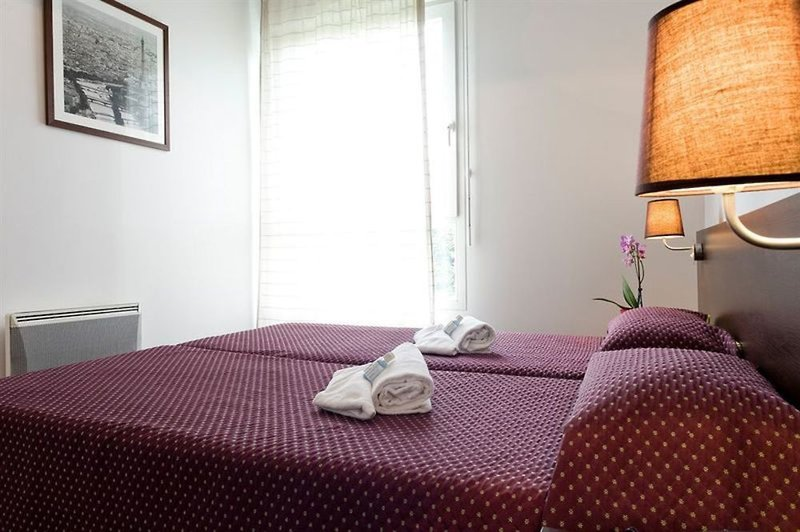 Residhotel Les Hauts d´Andilly Wohnbeispiel