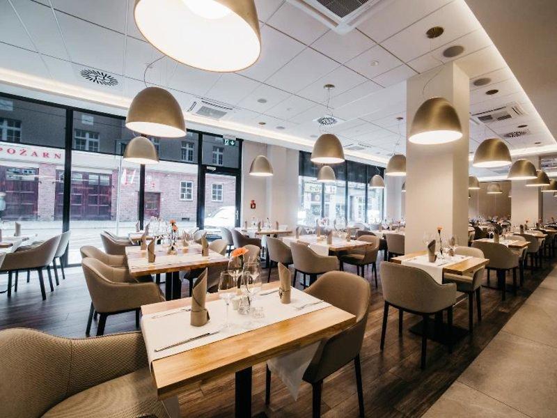 Q Hotel Plus Katowice Restaurant
