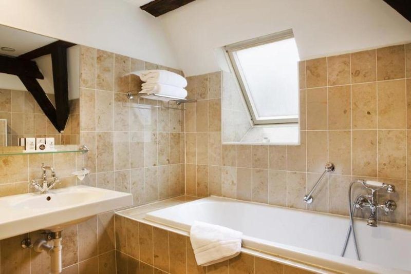 Martin´s Relais Badezimmer