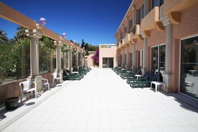 Helios Hotel & App. Terrasse