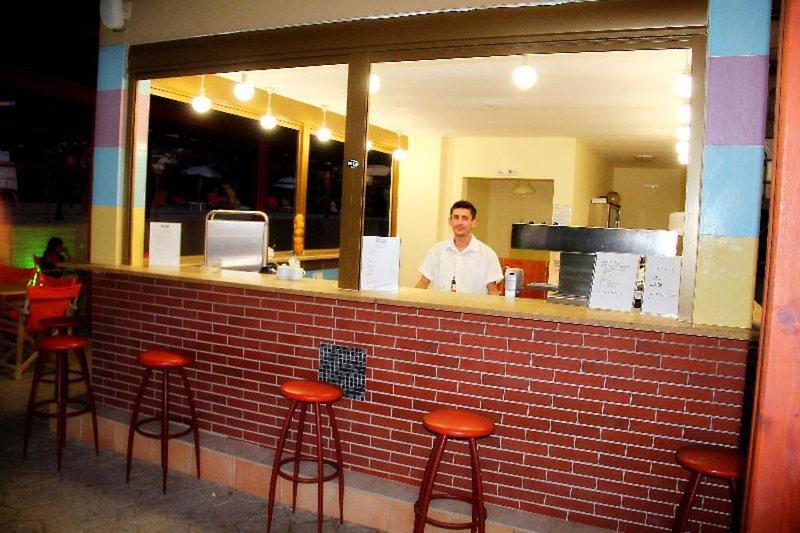 Agelia Beach Hotel Bar