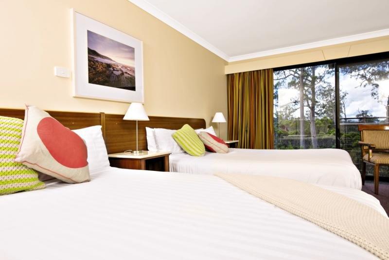 Cradle Mountain Hotel Wohnbeispiel