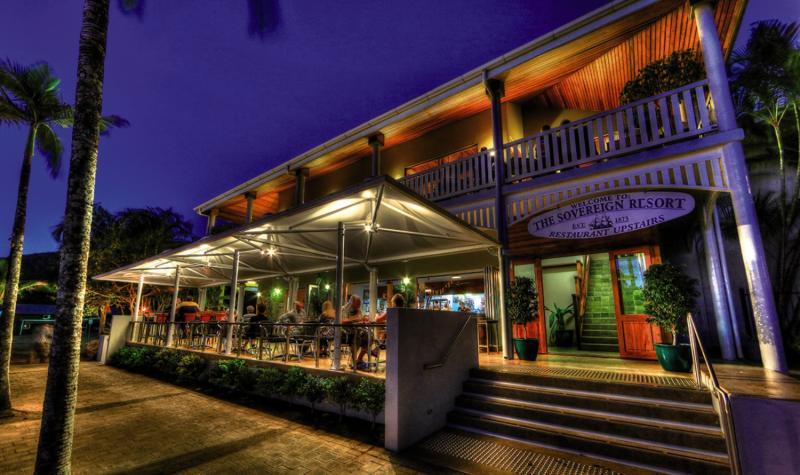 Sovereign Cooktown Außenaufnahme