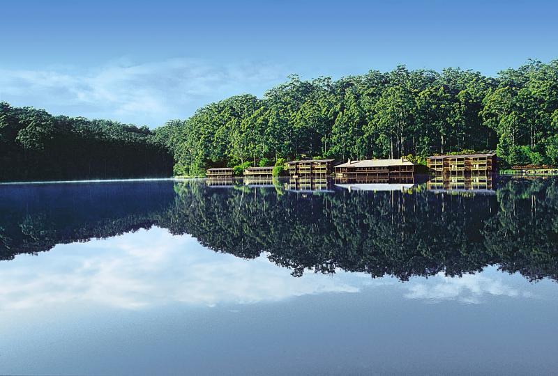 RAC Karri Valley Resort Landschaft