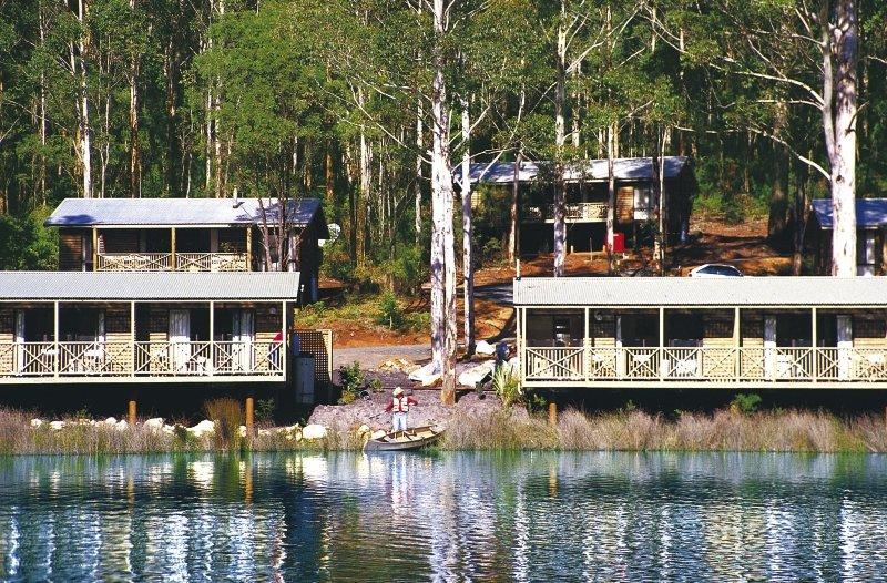 RAC Karri Valley Resort Außenaufnahme