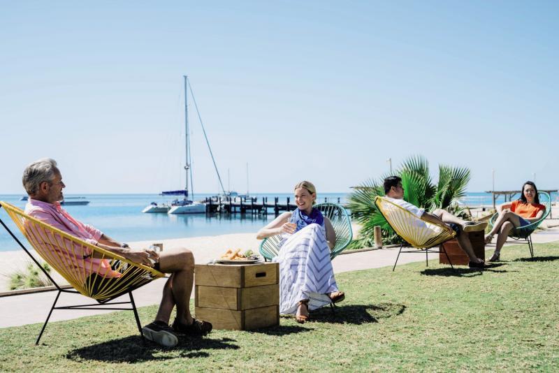 RAC Monkey Mia Dolphin Resort Sport und Freizeit