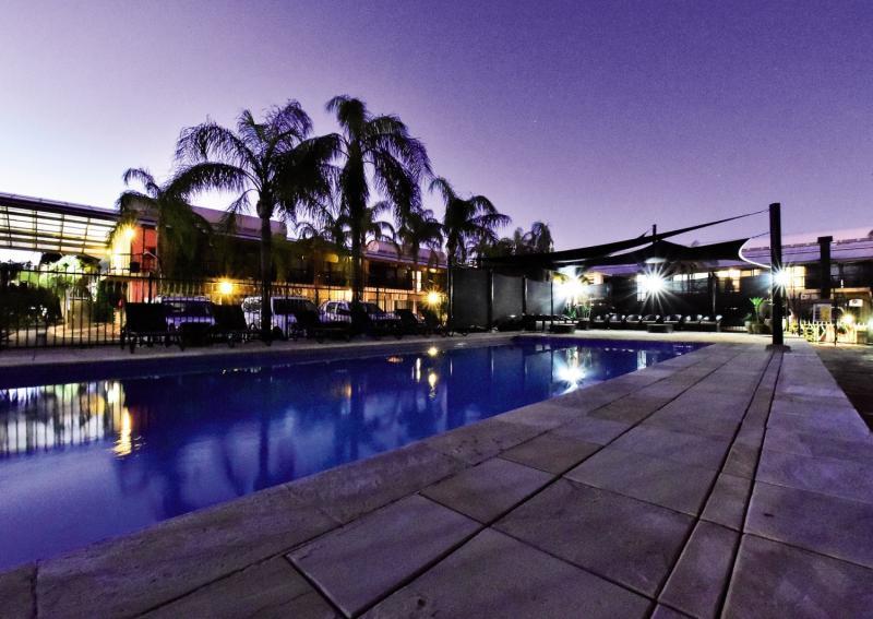 Diplomat Motel Pool