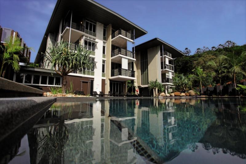 Peppers Noosa Resort & Villas Außenaufnahme