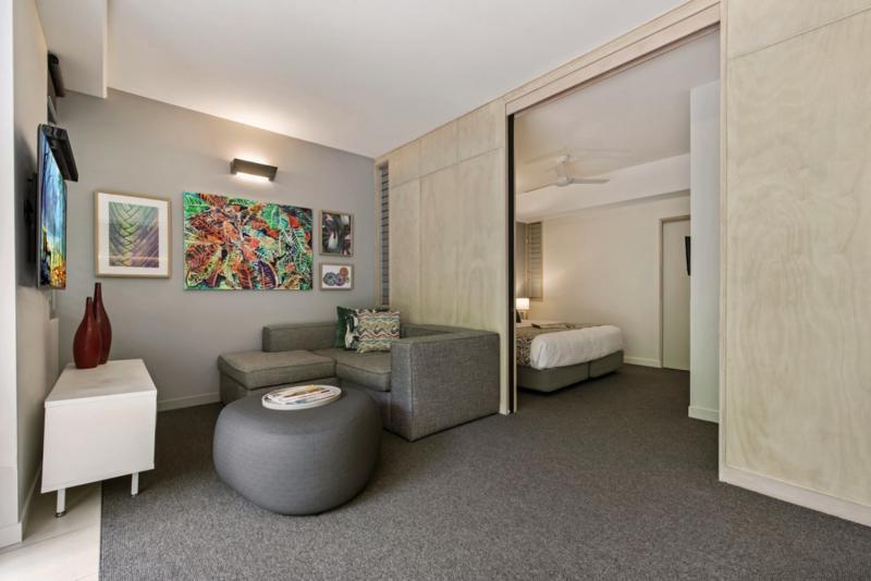 Peppers Noosa Resort & Villas Badezimmer