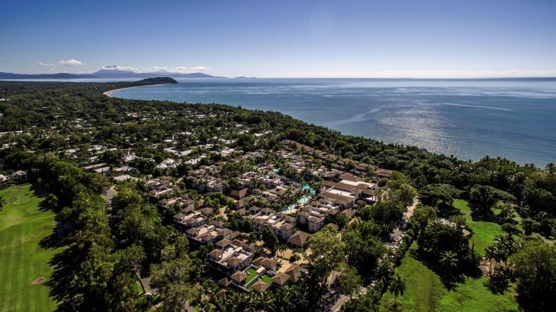 Pullman Port Douglas Sea Temple Resort & Spa Landschaft