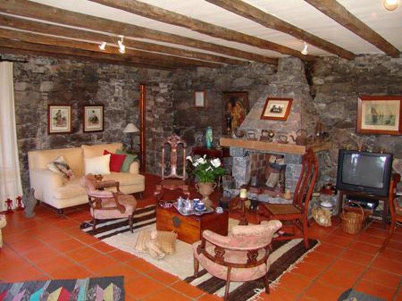 Casas Das Hortensias Bar