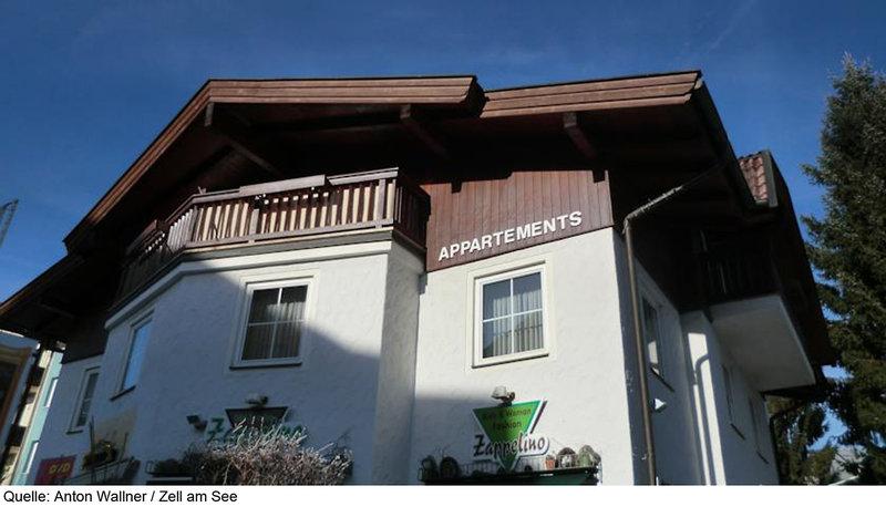 Appartements Anton Wallner Strasse 9 Außenaufnahme