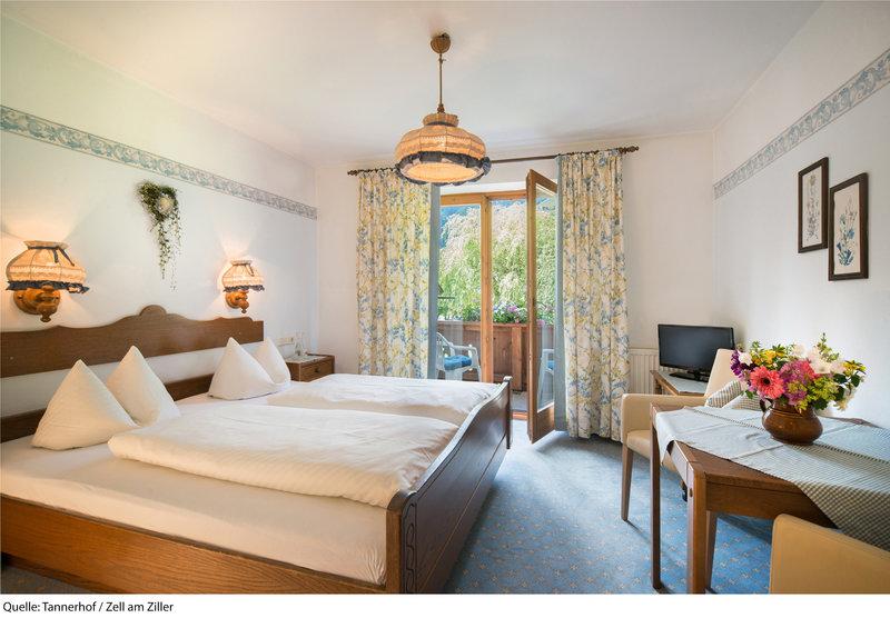 Hotel-Pension Tannerhof Wohnbeispiel