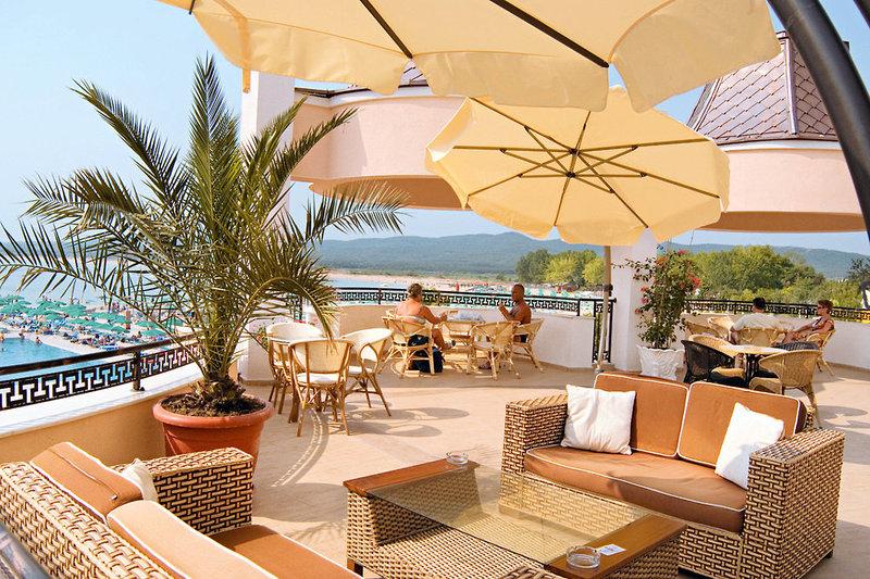 Marina Beach Terrasse