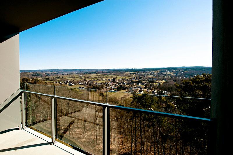 Silva Hotel Spa Balmoral Landschaft